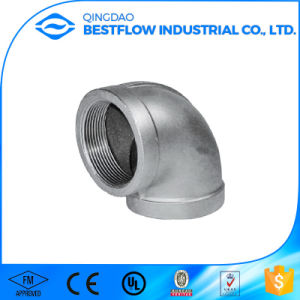 Stainless Steel Screw / Butt Weld Pipe Fittings Manufacturer pictures & photos