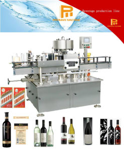 Automatic Linear Self-Adhesive Paper/Sticker Labeling Machine pictures & photos