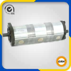 Triple Hydraulic Gear Pump (705-58-34000) pictures & photos