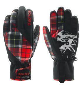 Professional Waterproof and Windproof Ski Equipment Ski Gloves