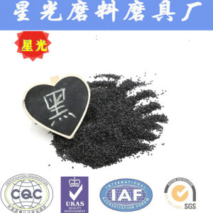 85% Al2O3 Black Aluminum Oxide #60 Abrasive Materials pictures & photos