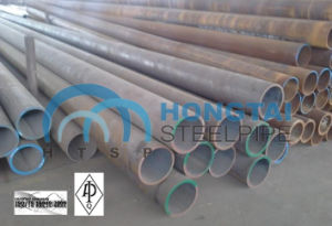 High Quality Hot Rolled ASTM A106 Gr B Seamless Steel Pipe with API Certificate pictures & photos