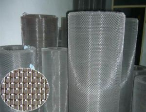 Stainless Steel Hardware Cloth/Stainless Steel Square Wire Mesh pictures & photos