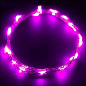 110 LEDs 36FT Dimmable Star Starry Copper Wire Fairy String Lights for Christmas Party Wedding pictures & photos