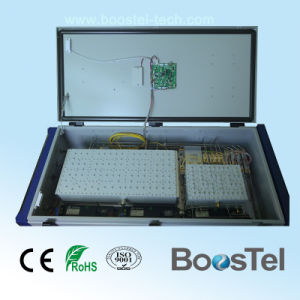 3G&Lte Quad Band Fiber Optic Repeater 700MHz 850 MHz 900MHz 2100MHz pictures & photos
