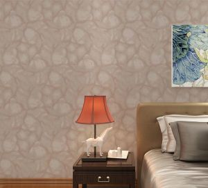 Seamless Modern Simple Embossing Wallpaper Fabric Bedroom Livingroom pictures & photos