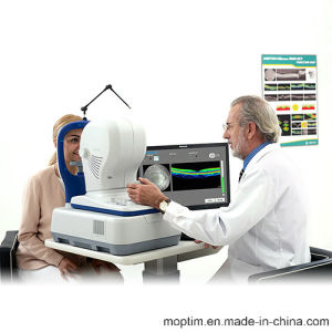 Optical Coherence Tomograph, Oct, Ophthalmic Equipment, Anterior/Posterior Segment pictures & photos