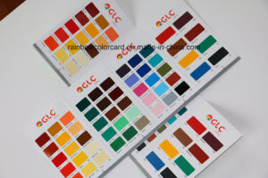 High Quality Customized Color Card for Chemical pictures & photos