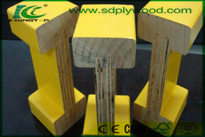 Wood Pine/Poplar LVL Beam for Construction pictures & photos
