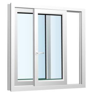 High Quality PVC Window UPVC Window Plastic Window and Door pictures & photos