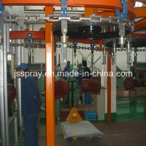 Complete Painting Line Spraying Machine for Steering pictures & photos