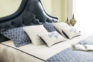The Concise and Elegant Bedding Set (A803) pictures & photos