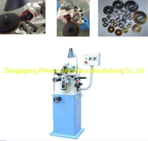 Blade Sharpening Machine for Sharpening The Disc of Cutting Machine pictures & photos