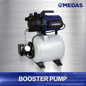 Over-Load Thermal Protection Booster Pump pictures & photos