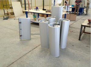 Polyurethane Foamed Roller Shutter/Polycarbonate Roll Shutter/Foam Aluminum Shutters/Aluminum Rolling Shutter pictures & photos