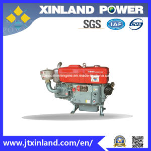 Horizontal Air Cooled 4-Stroke Diesel Engine Zs1130 for Machinery pictures & photos