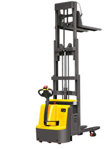 2000kg Lifting Height 2.5m Electric Pallet Stacker (CBD20S) pictures & photos
