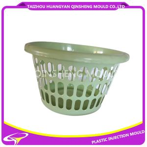Plastic Injection Round Dirty Clothes Basket Mold pictures & photos