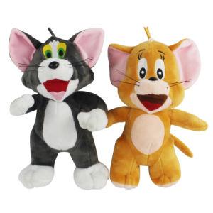 Customized Simulat Tom and Jaime Cartoon Plush Toy pictures & photos