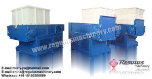Plastic Single Shaft Shredder Machine pictures & photos