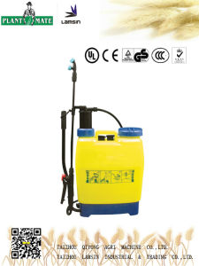 18L Manual Knapsack Hand Sprayer (3WBS-18C) pictures & photos