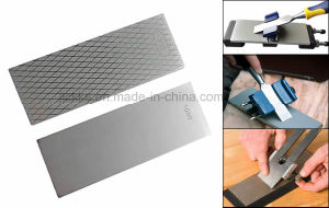 Double Side Diamond Sharpening Stone for Wood Knives pictures & photos