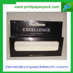 Custom PVC Window Skin Care/Make-up Product/Cream/Cosmetic/Perfume Paper Gift Packaging Box pictures & photos