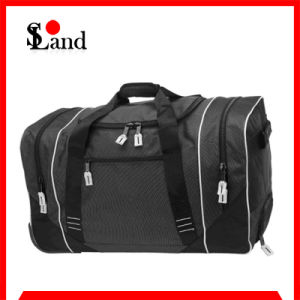 30 Inch Black Carry-on Wheeled Trolley Bag pictures & photos
