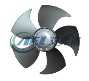 AC External Rotor Motor Axial Fan with Plastic Impeller pictures & photos