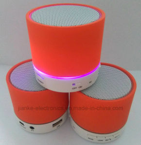 2017 Popular Portable Wireless LED Bluetooth Speaker (572A) pictures & photos