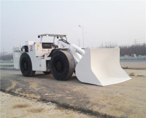 Xdcy-30 Underground Mining Load-Haul-Dump (LHD) Loaders pictures & photos