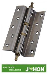 """4""""X3"""" Bending Crank Steel or Iron Door Hardware Hinge pictures & photos"""