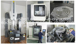 AC Air Compressor Oil Free Scroll Type pictures & photos