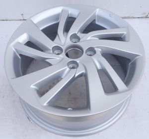 15inch Aluminium Alloy Automobile Wheel Hub for Honda (FIT/GRAND/CITY) pictures & photos