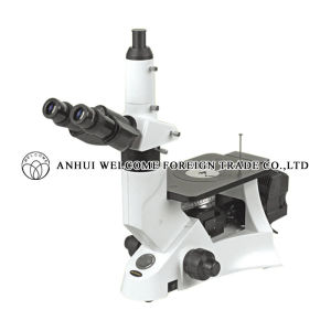 Inverted Metallurgical Microscope for Laboratory pictures & photos