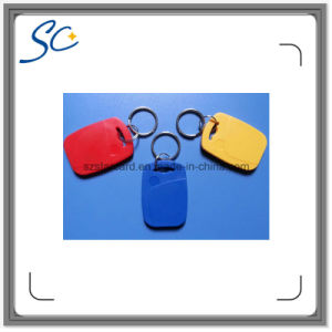 Plastic Security Rewrite RFID Key Tag Price for Door Control pictures & photos