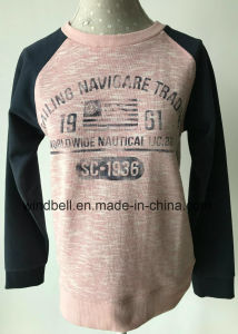 New Design Sweatershirt for Girl with Slub pictures & photos
