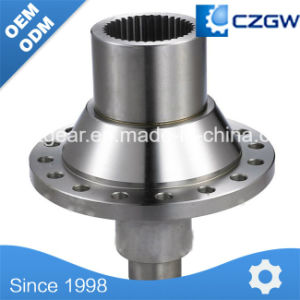Steel Pinion Helical Gear for Printing Machine Bevel Gear pictures & photos