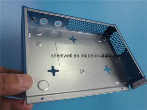Metal Stainless Steel Galvanized Powder Coated CNC Machinery Parts pictures & photos