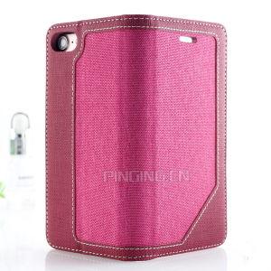 Luxury Flip PU Slim Leather Case for iPhone 7 7plus pictures & photos