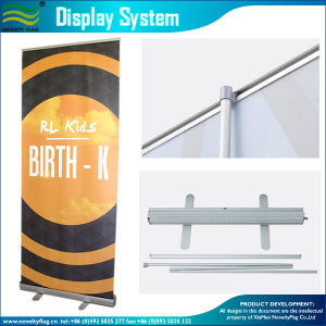 Display Flag, Roll Screen, Roll up Banner Stand, Display Stands (J-NF22M01006) pictures & photos