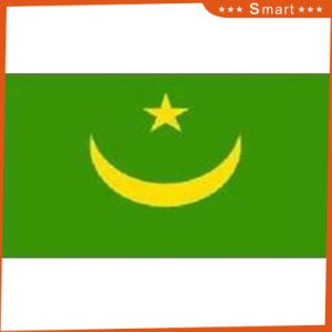 Custom Waterproof and Sunproof National Flag Mauritania National Flag Model No.: NF-061 pictures & photos