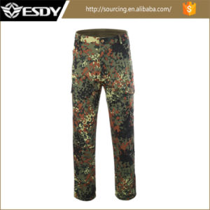 German Jungle Esdy Tactical Outdoor Sports Trousers Breathable Waterproof Pants pictures & photos