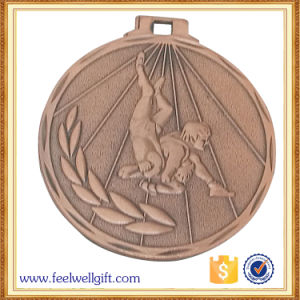 Customized Pinstar Fancy Metal Crafts Handmade Wrestling Medal pictures & photos