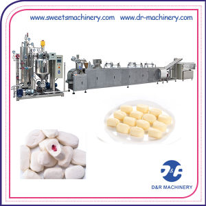 Milk Filled Candy Making Machinery Soft Candy Production Line pictures & photos