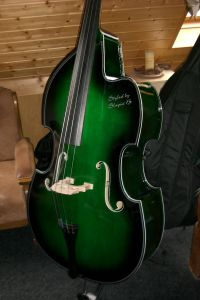 Solid Wood Double Bass for Professional Play pictures & photos