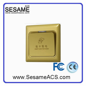 MIFARE13.56MHz Cards Hotel Proximity Insert Switch with LED Light (SH1C) pictures & photos