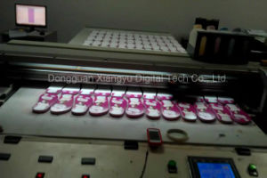 Professional EVA/Rubber/PVC Slipper Digital Printing Machine with Super Quality pictures & photos