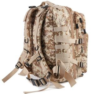 Large Capacity and Multi-Compartment Tactical Military Backpack pictures & photos