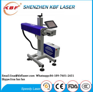 High Precision Flying Pipes Laser Marking Machine for Metal Copper Iron pictures & photos